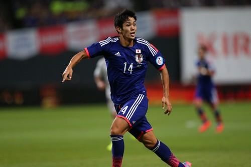 代表デビューのFW武藤嘉紀、次戦に自信「自分のプレーができる」