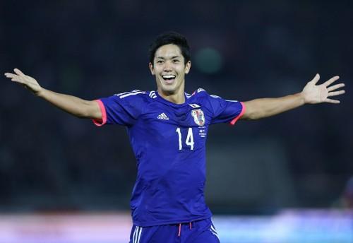 武藤嘉紀、強烈なまでの努力が生み出した必然の日本代表初ゴール