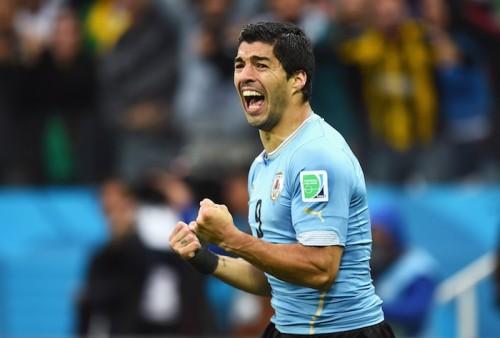 出場停止処分のスアレス、10月の親善試合でウルグアイ代表に復帰か