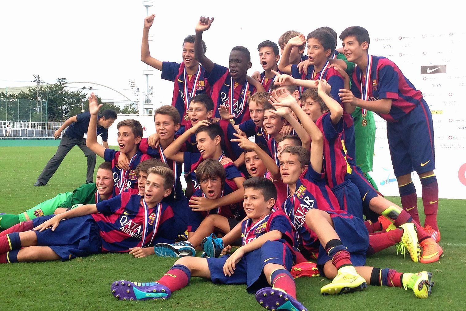 U-12ジュニアサッカーワールドチャレンジ2014