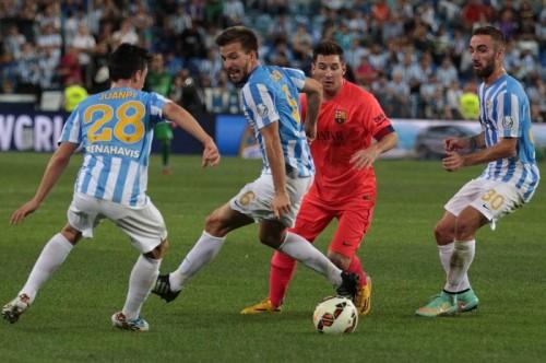 バルセロナ、7割ボール支配も枠内シュート0本…11シーズンぶり記録