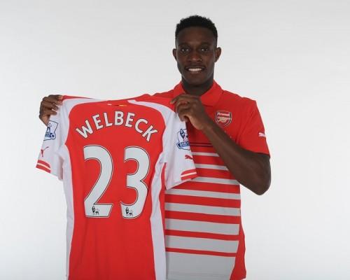 アーセナル移籍のイングランド代表ウェルベック、背番号は23に