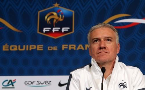 フランスが8年ぶりにスペイン撃破、デシャン監督「大きな自信」
