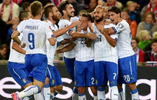 コンテ監督率いるイタリアが完封勝利…ユーロ予選白星スタート