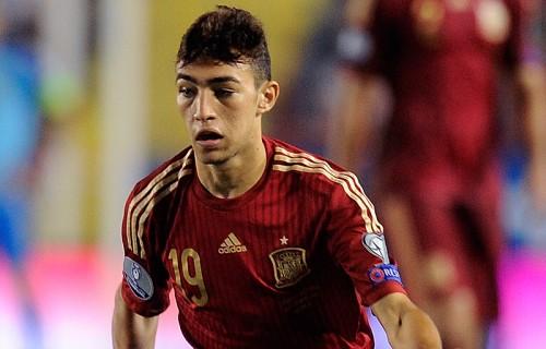 スペイン代表コーチ、19歳ムニルを称賛「ラウールに似ている」
