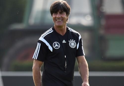 ユーロ2016予選へ意気込むドイツ代表指揮官「次の旅に出る」