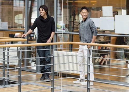 内田、過去に香川を勧誘か「ふざけて、シャルケに帰って来いと」