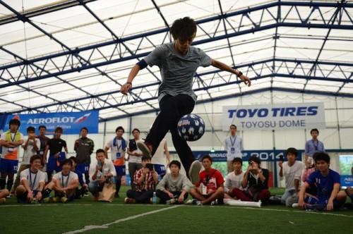 Tokuraがアエロフロートアジアカップで世界トップの技を披露「二度目の世界チャンピオンに」