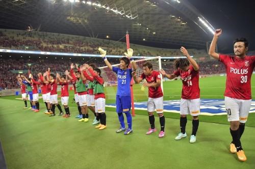 首位浦和が3連勝で勝ち点50に、大阪ダービーはG大阪に軍配/J1第24節