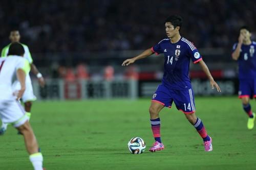 代表初招集、初ゴールの武藤「最高の気分。次は日本を勝利に導く」
