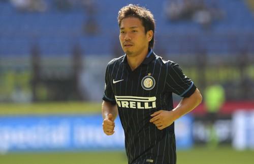 長友が今季リーグ戦初先発、香川と岡崎の活躍は「もちろん刺激」