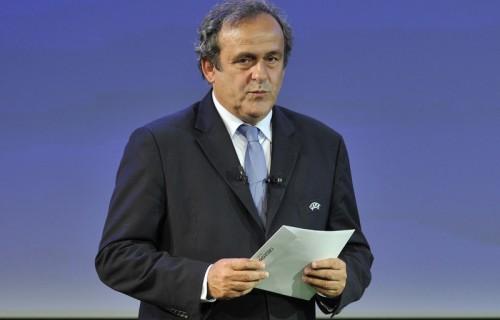 UEFAプラティニ会長「バロンドールはW杯優勝チームから選出すべき」