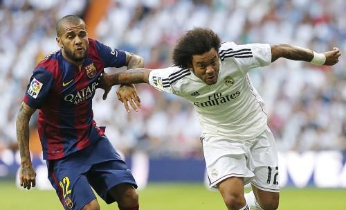 勝利に満足するレアルDFマルセロ「試合をコントロールしていた」