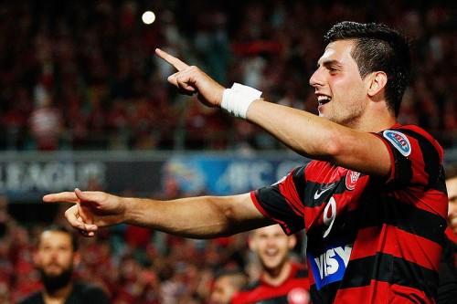 ACL決勝第1戦で得点…W・シドニーのユリッチ「偉業達成に貢献」