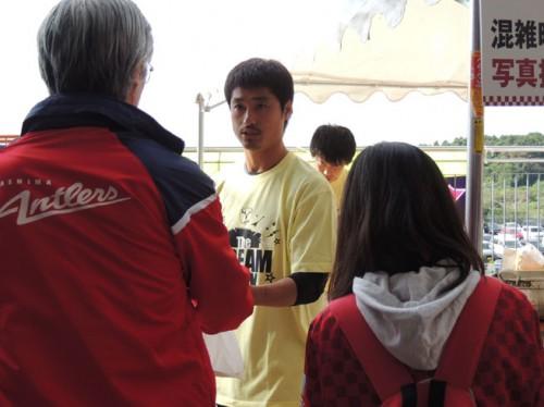 鹿島がオープンスタジアムでグルメGPを開催…東北人魂とのコラボで茨城・東北から全8店舗が出店