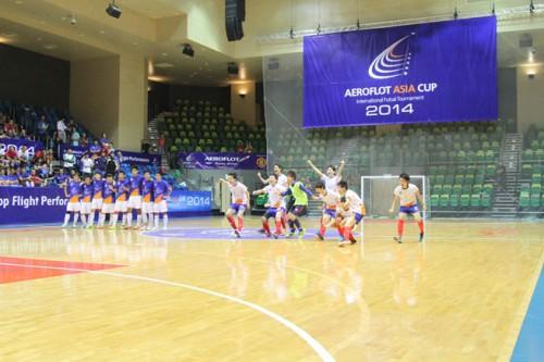慶応大学がアエロフロート・アジアカップを制覇…マンチェスター行きを獲得