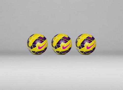 暗いピッチで回転しながら光を放つ…ヨーロッパ3大リーグで冬のシーズンに向けた新ボールを導入