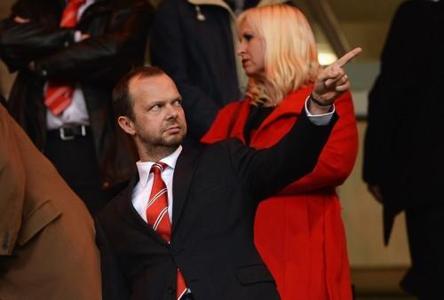 マンU代表取締役ウッドワード氏が試合内容に激怒で観戦中に失言?