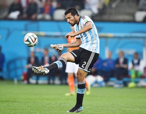 マンUがゼニトのアルゼンチン代表DFガライに興味か…英紙報道