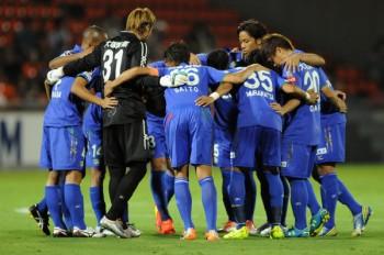 Omiya Ardija v Tokushima Viltis - J.League 2014