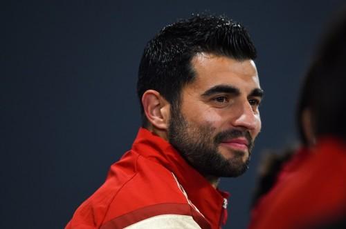 スペイン代表アルビオル「S・ラモス抜きでも高いレベルの試合を」