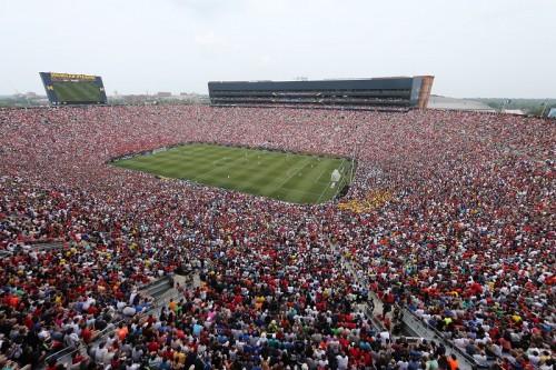 プレミアリーグが日本やアメリカなどで海外開催を検討か…英紙報道