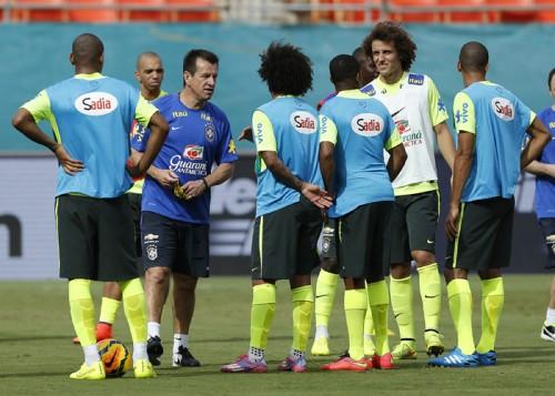 ブラジル代表ドゥンガ監督「日本は国際経験豊かな選手が沢山いる」