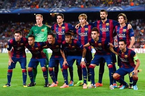 バルサ、欧州5大リーグでプレーするプロ選手輩出数で欧州最多に