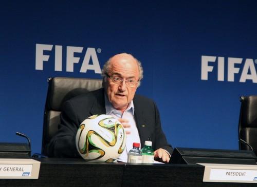 FIFAブラッター会長「メッシのW杯MVPは正当じゃなかった」