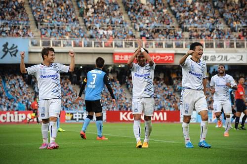 ナビスコ杯決勝の対戦カードが決定…広島とG大阪が埼スタで激突