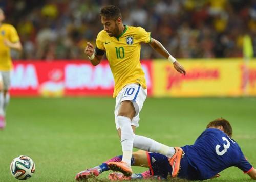 ブラジル代表にネイマールら23選手…カカ外れ、T・シウヴァ復帰