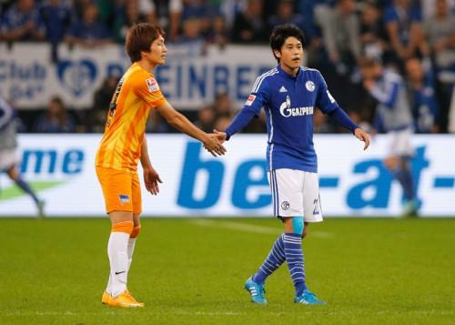 シャルケ内田篤人、独誌で今季初のベスト11に選出される