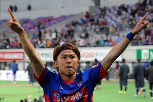 FC東京DF太田宏介、代表選出で「ファンの皆様に感謝、感謝です!」