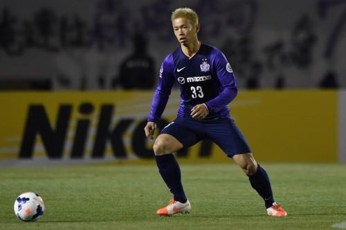 日本代表初選出の広島DF塩谷、「練習や生活の中で多くを学びたい」