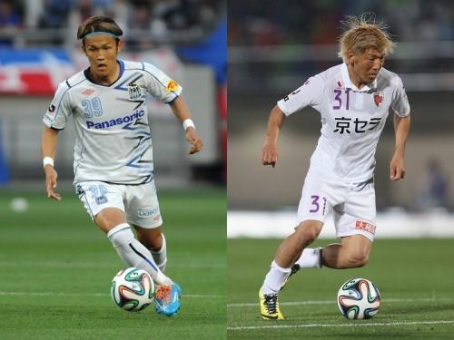 9月の月間MVP発表…J1は首位猛追G大阪のFW宇佐美、J2は京都FW大黒