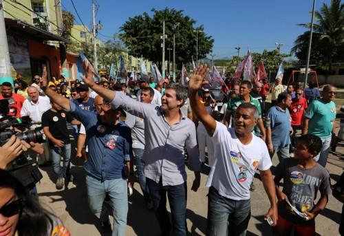 元ブラジル代表のロマーリオ、上院議員に当選
