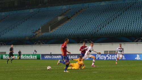ローマ戦で差別行為…CSKAモスクワに3試合の無観客試合処分