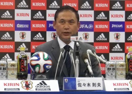 なでしこ佐々木監督、澤穂希の選外に言及「特別扱いはしていない」
