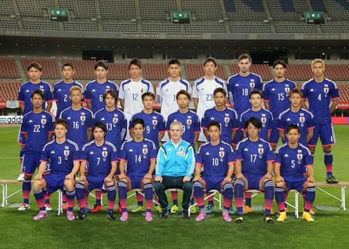 アギーレ体制で初勝利目指す日本代表、ジャマイカ戦前日練習を実施