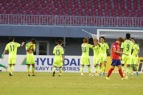 """「そのための23人」…一丸で手にした勝利、世界切符へU-19日本代表""""あと一つ"""""""