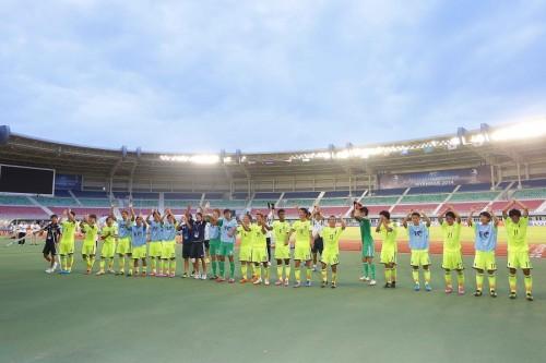 南野拓実2発、U-19日本代表が韓国撃破しAFC選手権ベスト8進出