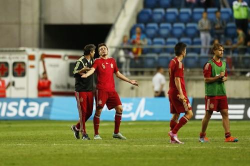 スペインやフランスなどがU-21ユーロ予選で敗退…リオ五輪出場権も失う