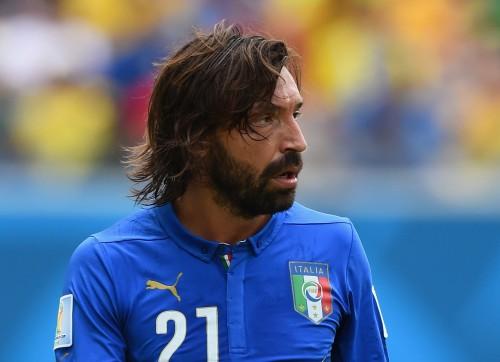 ピルロが伊代表復帰…ボナヴェントゥーラの負傷離脱により追加招集