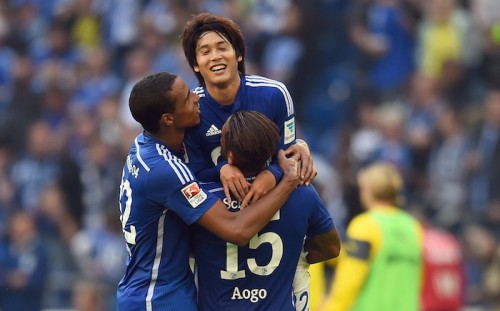 シャルケとの契約延長を喜ぶ内田「ファンも最高で特別なクラブ」