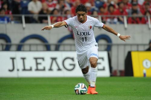 鹿島、チーム最多10得点のFWダヴィが負傷…復帰まで約8カ月
