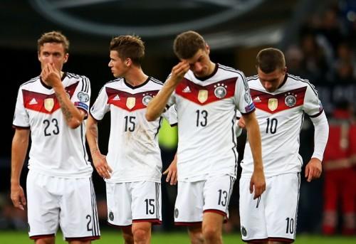 ユーロ予選第3節まで終了…W杯王者ドイツ、強豪オランダらが苦戦