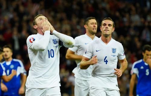 5得点大勝のイングランド、2連勝でグループE首位キープ