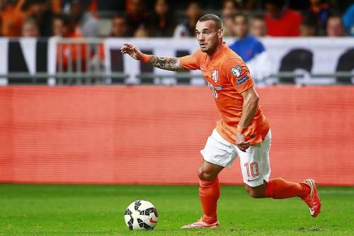 オランダ代表MFスナイデル、来年1月に移籍金なしでマンU加入か