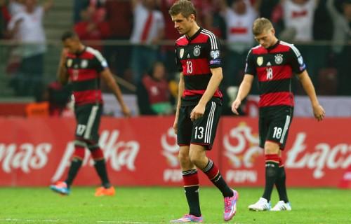 世界王者ドイツ敗戦…ポーランドが19試合目で歴史的初勝利