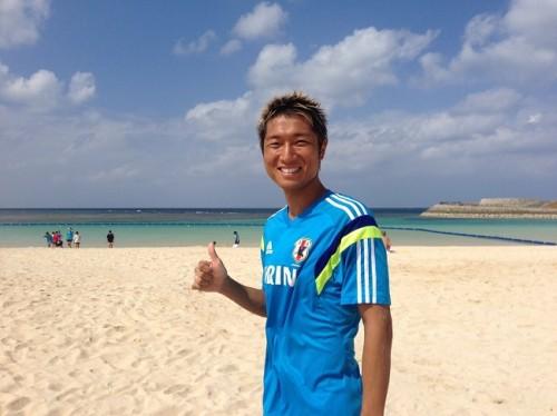 【インタビュー】ビーチサッカーに魅了された男、日本代表・後藤崇介 「W杯で優勝してビーチサッカーをメジャーなスポーツにしたい!」